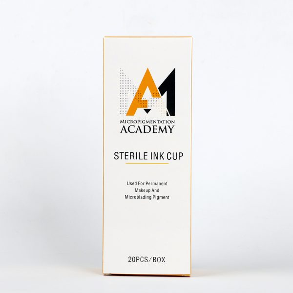 Sterile Microblading Ink Cups (20 pieces per box)