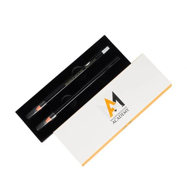 Professional Brow Pencil (Black – 2 per box)