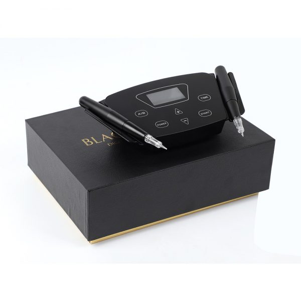 Black Pearl Cosmetic Micropigmentation Tattoo Machine