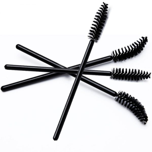 Eyebrow/Eyelash Microbrushes – 200 brushes